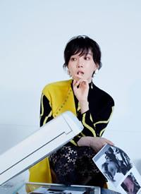 陳小紜時尚高清寫真圖片
