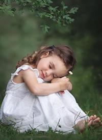 一组可爱的小女孩高清写真图片欣赏