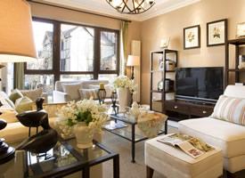 一组豪华大气的客厅装修效果图欣赏