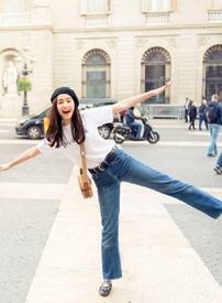 日本模特新木優子唯美圖片