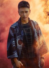 王仁君最新帥氣隨性時尚寫真圖片