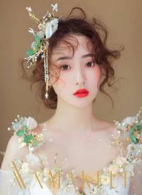 森系、小清新、唯美、浪漫化妆造型图片