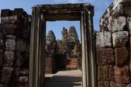 柬埔寨吴哥窟风景图片_18张