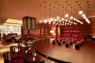 北京主席台餐厅装修设计图片_8张