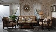 奢華歐式客廳設計圖片_10張