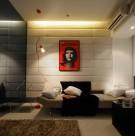 现代时尚风格室内设计图片_7张