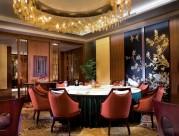 星丽中餐厅装潢设计图片_6张