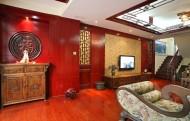 新中式风格室内设计-郑军作品图片_16张