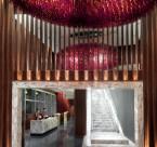 喜迎楼-新中式餐厅设计图片_9张