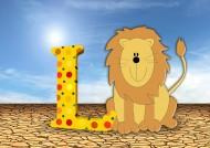 卡通狮子图片_13张