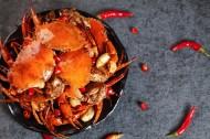 鮮嫩肥美的大閘蟹圖片_8張