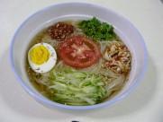 美味的韓國冷面圖片_11張