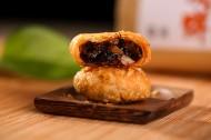 美味的梅干菜燒餅圖片_7張