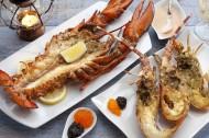 美味的大龙虾图片_8张
