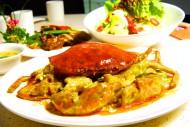 美味的螃蟹大餐圖片_13張