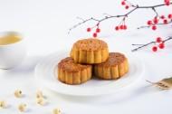 八月十五中秋节月饼图片_9张