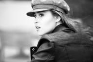 戴帽子的时尚平安彩票app图片_11张