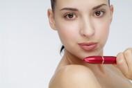 女性化妝概念圖片_30張