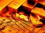 黄金、金条、金币图片_36张