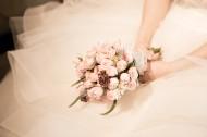 漂亮的婚礼捧花图片_12张