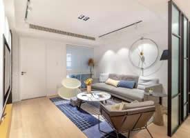 98平三居室装修效果图,赋予温馨意义的家