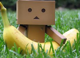 软乎乎、甜丝丝的,香甜浓郁的香蕉图