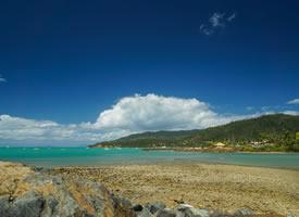 澳洲唯美海边风景图片桌面壁纸