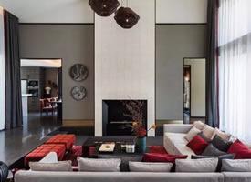 170平 新中式,一個中國風的家帶來的驚艷