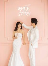 清新自然色調與簡約布置交融婚紗攝影