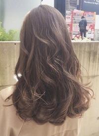 一股小清新感的女生发型图片欣赏