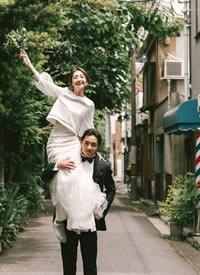 一組有意境感的唯美婚紗攝影圖片欣賞