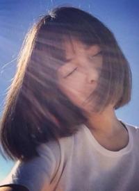 一組超美的齊劉海美女發型圖片欣賞