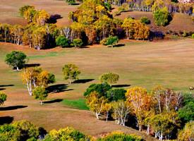 一組美麗的壩上草原風景圖片欣賞