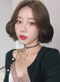 韩国女生的短发为什么都辣么好看