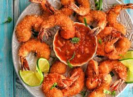 這樣的油炸蝦仁看到就超級有胃口