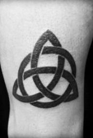 紋身符號圖案 多款不同造型的簡筆畫紋身符號圖案