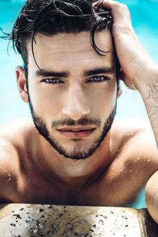 7张欧美男性感身材艺术图片