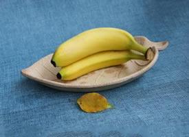 一組含有多種營養的香蕉圖片欣賞