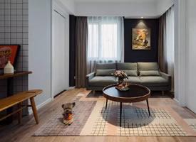 52㎡精致北歐風公寓,單身族的理想居住空間