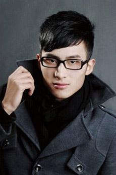 中國男模項海帥氣迷人私房照圖片