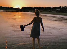 只要我能愛別人并且被別人愛,我就滿