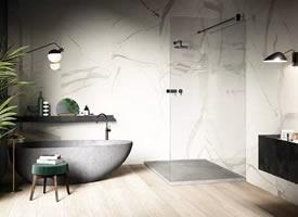 超有格調的一組衛生間設計圖欣賞