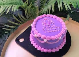 一組超級可愛簡約的蛋糕圖片欣賞