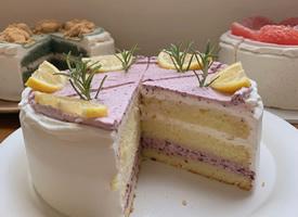 清新色蛋糕太可愛誘人的吧
