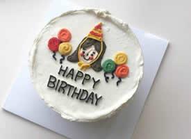 顏值和美味并存的創意生日蛋糕 ?