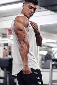 歐美肌肉男神帥哥Andrei Deiu寫真照片