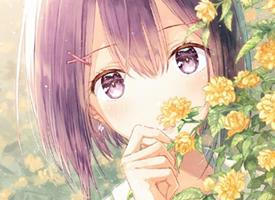日系清純動漫美女高清圖片欣賞