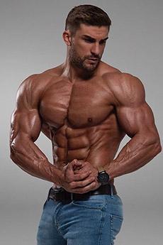 歐美肌肉型男ryan terry性感寫真圖片