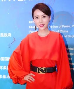 顏丹晨北京國際電影節圖片