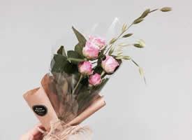 一組精致美麗的小花束圖片欣賞